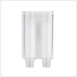 Dispensers for 3/4oz Plastic Cups