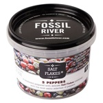 Fossil River Salt Flakes 5 Peppers (2.12 oz)