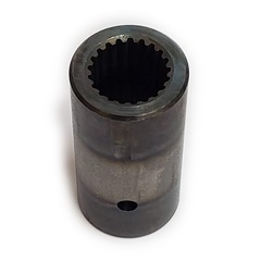 Rears Fan Shaft Coupler Top View