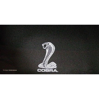 05-10 Mustang Convertible Fender Gripper Trunk Mat