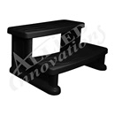STEP ASSEMBLY:  SPA SIDE STEP BLACK