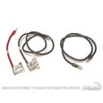 70-71 Concourse Battery Cable Set (8 Cylinder)