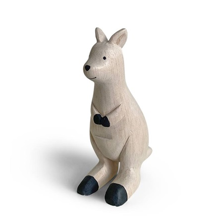 T-Lab Wooden Animal - Kangaroo