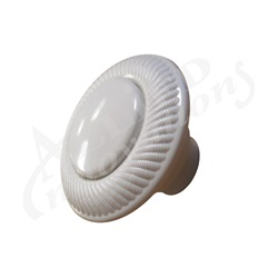 AIR BUTTON TRIM: #15 DESIGNER TOUCH, WHITE