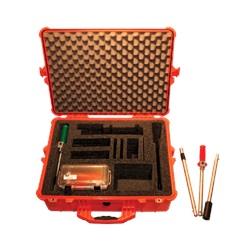 Gx Pipeline Survey Equipment Carrying Case