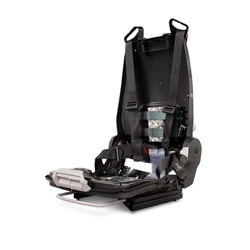 Grammer Actimo Seat Frame with 4-Point Retractable Harness