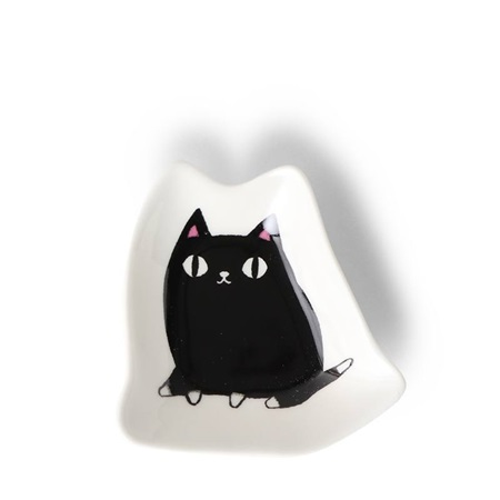 "Cat Pals 3"" Small Plate"