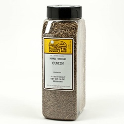 Cumin, Whole - 16 oz