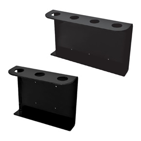 32oz Boston Rd Dispenser Brackets, Black