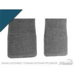 Carpet Floor Mats (Dark Blue)