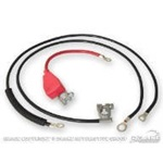 64-66 Battery Cable Set (Economy)