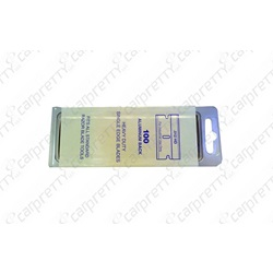Heavy Duty Single Edge Razor Blades