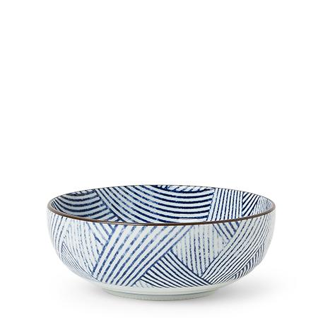 AIZOME SHIMA 7  BOWL  sc 1 st  MIYA Company & Aizome Shima Collection - beautiful Japanese ceramics available at Miya