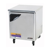 Turbo Air TUF-28SD Super Deluxe Series Undercounter Freezer