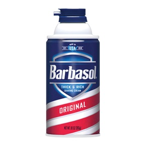 Barbasol Shaving Cream, Original
