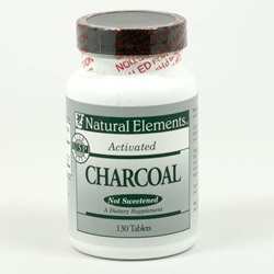 Charcoal Tablets (130 Count)