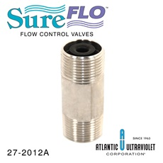 "Flow Control: 12 GPM 1"" SST Stainless Steel NPT"