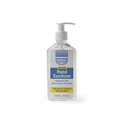 HAND SANITIZER 8 OZ. BOTTLE WITH PUMP