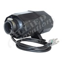 BLOWER: 1.0HP 120V WITH 600W HEATER, AIR SWITCH AND NEMA PLUG SILENT AIR SERIES