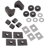 Cab To Frame Body Mounting Pad Set