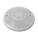SUCTION COVER: 120GPM FOR BATH WHITE -DESIGNER SERIES