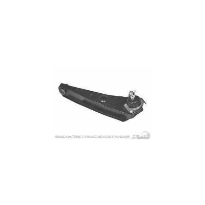 Lower Control Arm 1964-1966 Ford Mustang Black//Grey Scott Drake