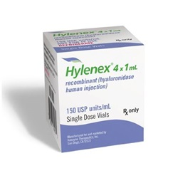 Helenex Recombinant Injectable 150 Unit/mL, 1mL Vial