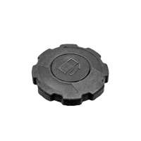 GX Series Poly Fuel Tank Cap with Gasket