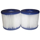 FILTER CARTRIDGE: 2-1/2 SQ FT (2 PER SET)