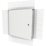 Medium Security Access Door with Plaster Bead Flange, Steel