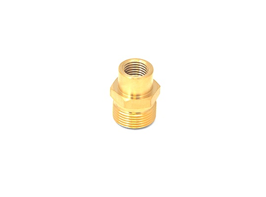 "MTM Hydro Twist Seal Plug X 3/8"" Female NPT Fitting"