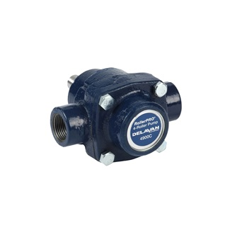 Cast Iron Hollow Shaft CW Rotation Pump
