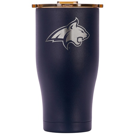 Montana State 27Oz Chaser Navy/Gold