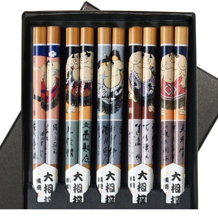 Sumo Chopsticks Boxed Set