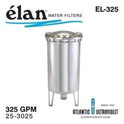 elan-Stainless Steel Filter Housing