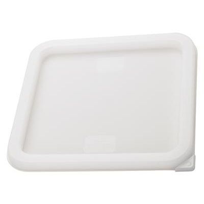 Winco PECC-M Container Cover fits 6 & 8 Quart Square Storage Containers