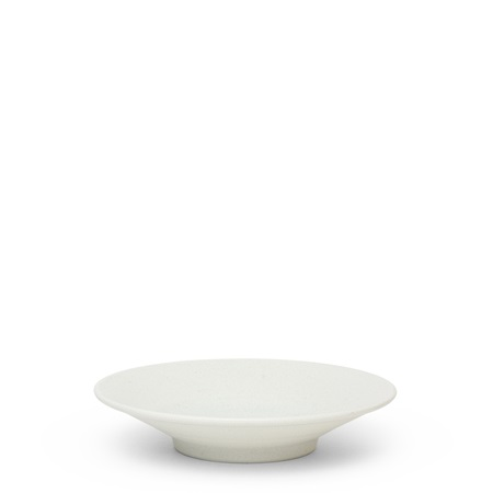 "White Sky 6"" Shallow Bowl"