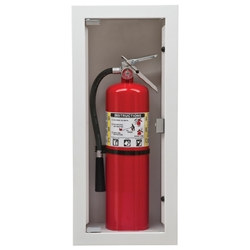 SelectVIEW Fire Extinguisher Cabinet