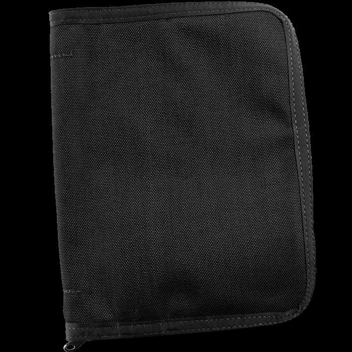 1/2in Capacity Binder Cover Black