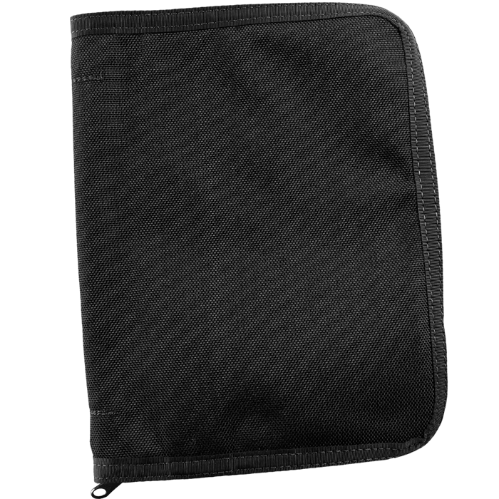 rite in the rain 1 2in capacity binder cover black cordura fabric