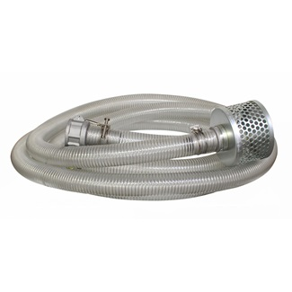 "1"" Suction Hose Kit"