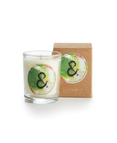 Monogram & Boxed Votive