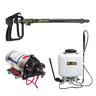 Sprayer Equipment & Accessories