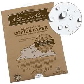All-Weather Printer Paper
