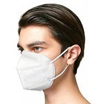 KN95 Filter-Type Anti-Particle Respirator Mask