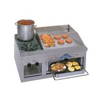 Comstock FHP36-24B Hotplate/Griddle/Overfired Broiler