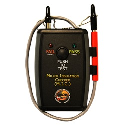 Miller Insulation Checker (M.I.C.)