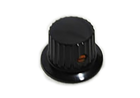 Black Knob for Potentiometer