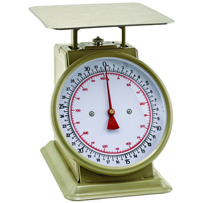 Winco SCLH-50 Mechanical Dial Scale 50 lb.