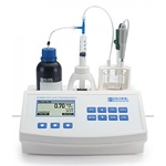 Acidity and pH Titrator for Fruit Juice  (Hanna Instruments)